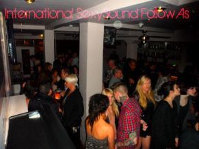 @Fashion Cafe bar 2012